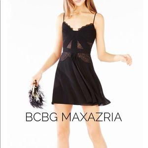 BCBG Lace Dress!